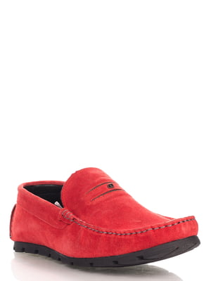 Мокасини червоні | 4286142
