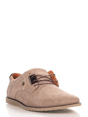 Туфлі бежеві | 4286140