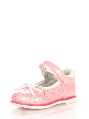 Туфли розовые   3902847