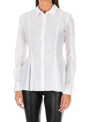 Рубашка белая | 4294784