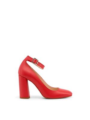 Туфли красные | 4298393