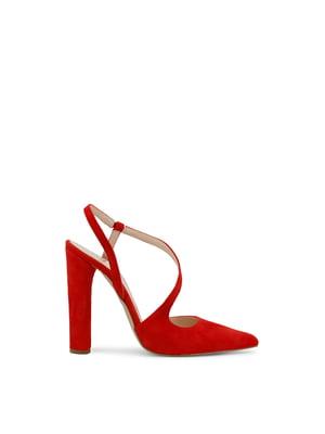Туфли красные | 4298400