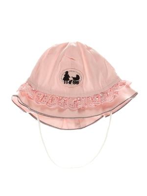Панамка розовая | 4292507