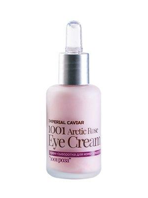 Крем-сироватка для шкіри навколо очей омолоджувальний «1001 троянда» (30 мл) | 3517622