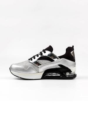 Кросівки сріблясті | 4300404