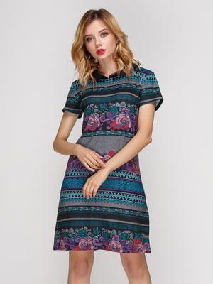 Сукня в принт | 4295028