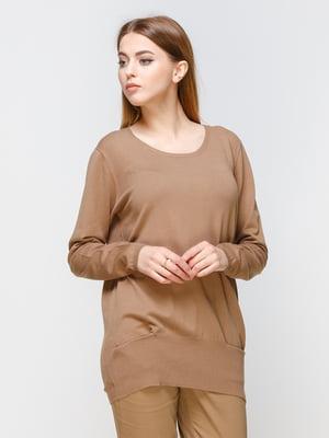 Джемпер коричневий   4295184