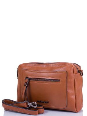 Сумка рыже-коричневая   4301403