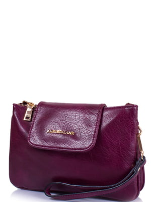 Сумка бордово-фиолетовая   4301443
