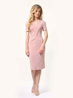Платье цвета фрез   4301907