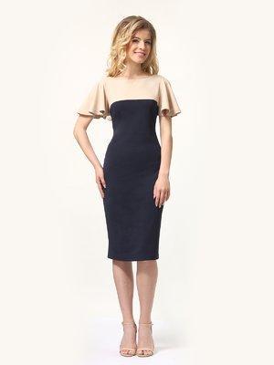 Сукня двоколірна | 4301910