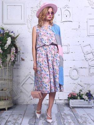 Сукня в квітковий принт | 4302292