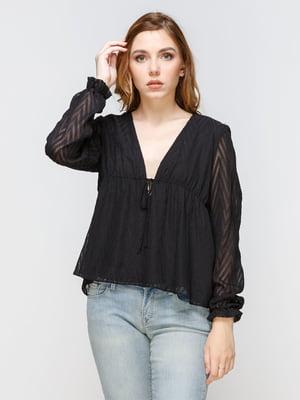 Блуза чорна | 4295018