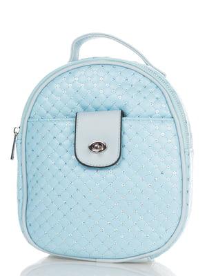 Рюкзак блакитний | 4301008