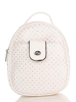 Рюкзак білий | 4301012