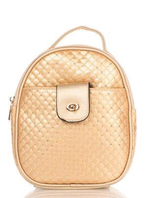 Рюкзак золотистий | 4301007