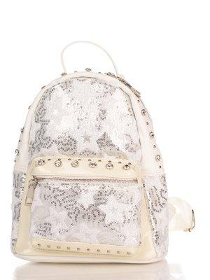 Рюкзак білий | 4301015