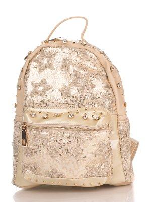 Рюкзак бежевый | 4301017
