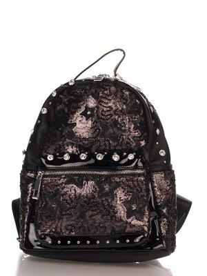 Рюкзак чорний | 4301014