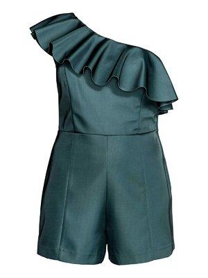 Комбинезон сине-зеленый | 4293004