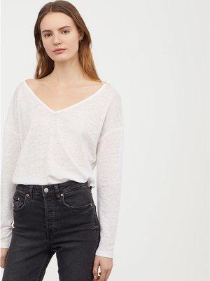 Пуловер белый | 4293158