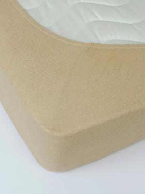 Простирадло на резинці (160х200+25 см) | 4287362