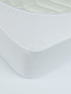 Простыня на резинке (160х200+25 см) | 4287363