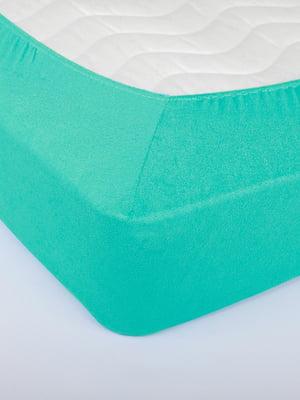 Простыня на резинке (160х200+25 см) | 4287364