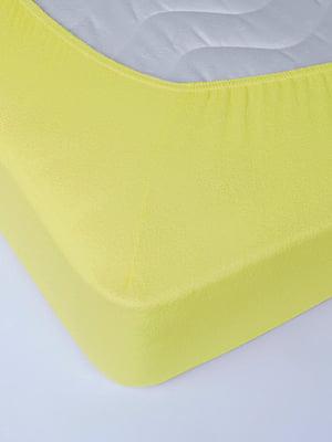 Простыня на резинке (160х200+25 см) | 4287366