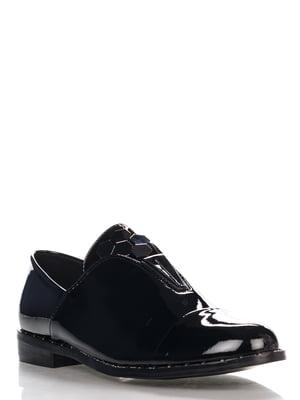 Туфли черные | 4306386