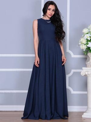 Сукня темно-синя | 4297757