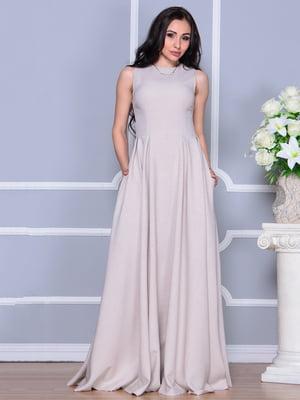 Сукня бежева | 4297758