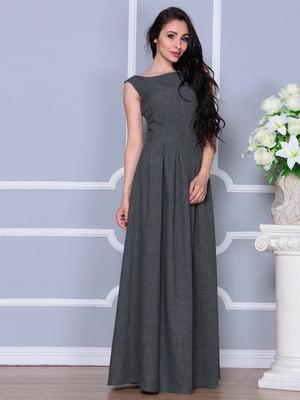 Сукня графітова | 4297759