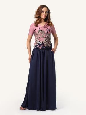 Костюм: блуза і спідниця | 4315714