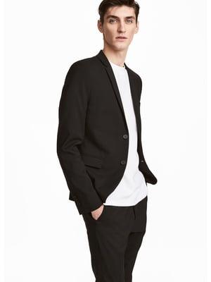 Пиджак черный | 4286956