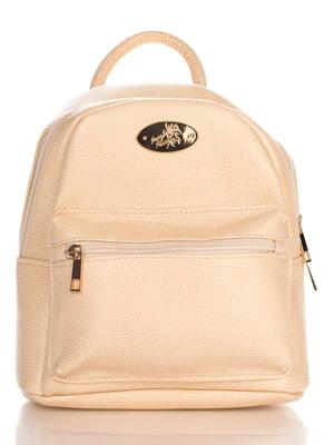 Рюкзак бежевий   3994101