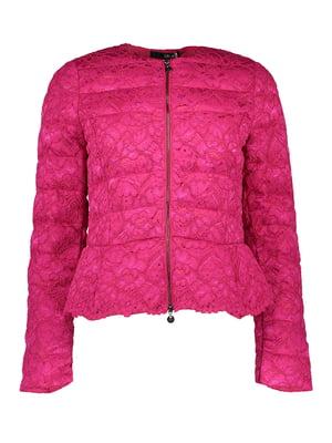Жакет розовый | 4319360