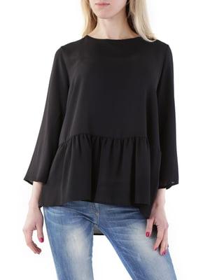 Блуза черная | 4319840