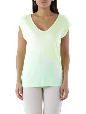 Блуза светло-зеленая | 4321016