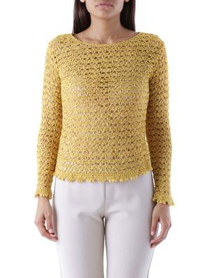 Блуза жовта | 4321371