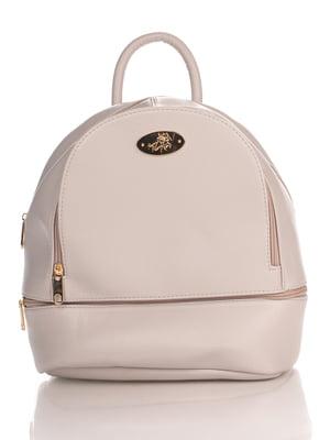 Рюкзак сірий | 4315358