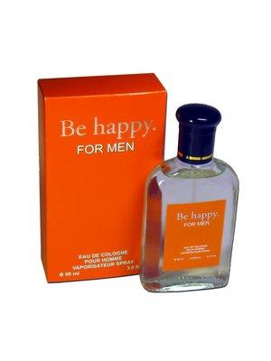 Одеколон для мужчин Be Happy (90 мл) | 4307793