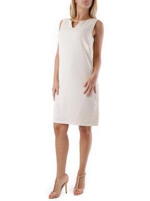 Сукня молочного кольору | 4320634