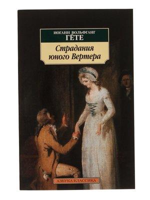 Книга «Страдания юного Вертера» | 4304433