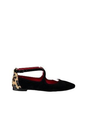 Туфли черные | 4325210