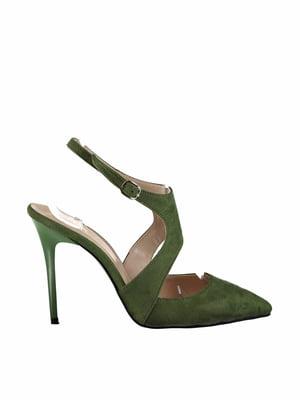 Туфли зеленые | 4325480