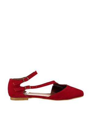 Туфли красные | 4325531