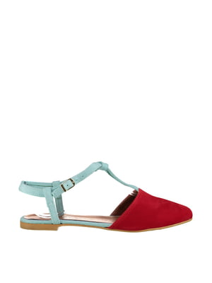 Туфлі двоколірні | 4325553