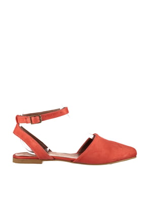 Туфли оранжевые | 4325574