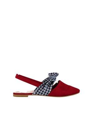 Босоніжки червоні | 4325625